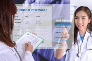 electronic health records medical record scanning and storage