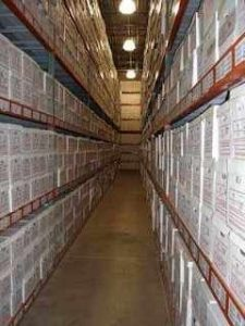 offsite document storage service save office space
